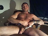 jason manly showing his hairy body webcam