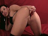 hot anal in black latex webcam