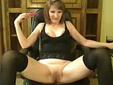 naughty office session with joanie starr webcam