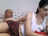 couples nice deepthroat webcam