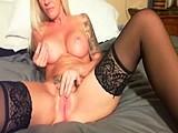 lexi raynes black stockings and panties webcam